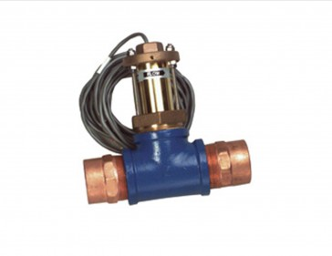 228B-2: Tee-Mounted Flow Sensor 2in Brass