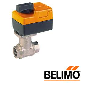 On-Off Control Belimo LF24-S US Spring Return Actuator 1 Switch NEW