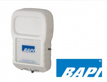 BA/BS2-WTH-O: BAPI Wireless Room Temperature Transmitter with Humidity & Override