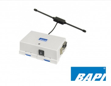 "BA/RCV418-WAM-EA180-EZ: Bapi WAM Gateway-Wireless Asset Monitoring Receiver W/180"" Extendable Di-Pole Antenna"