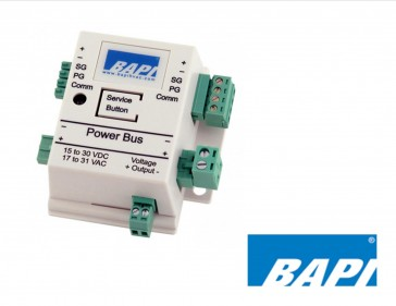 BA/RYOL-NC-EZ: Bapi Relay Output Module, Output Latching (used exclusively with Wireless Digital Input Transmitter) Normally Closed