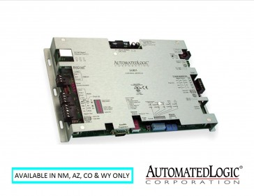 LGR1000 ALC BACnet router with 1000 integration points.