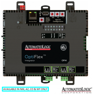 OFHI ALC ROUTER W/ EXP PTS (002500B)