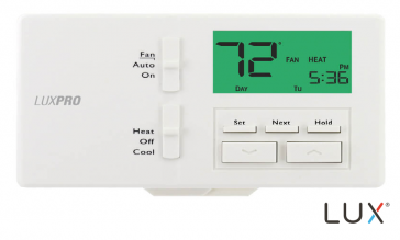 P721 2h/1c: Gas, Oil, Elec, MV; Backlight display; Temp limits; Lockout