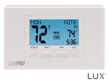 P722U 2h/2c, Universal, Large screen, Temp limits, Filter monitor, Smart recovery, Dig. Lock