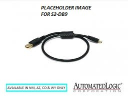 S2-DB9: ALC Adapter for 'R-net' to 9 pin serial connection