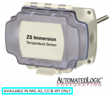 ZSI-T-4-MSS-B Insertion thermowell - One-piece machined 304 stainless