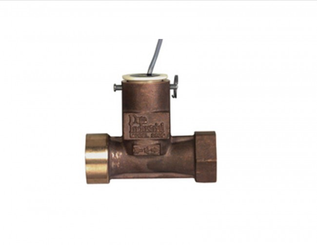 250b 1 Tee Mounted Flow Sensor 1in Brass