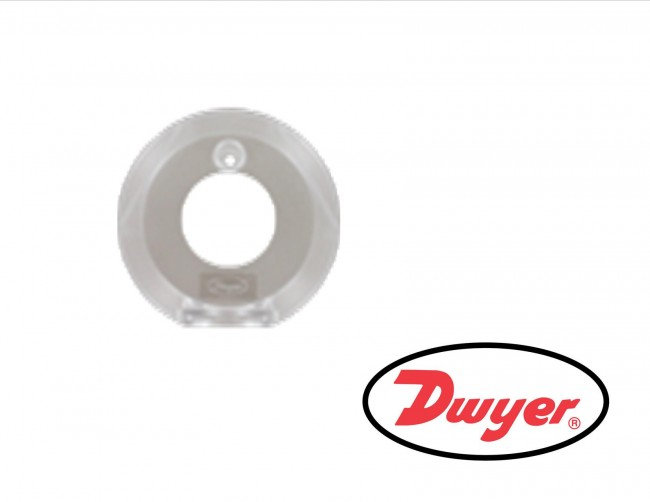 A 485 Dwyer Clear Plastic Cover For Adps