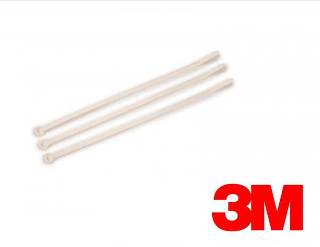 3m Cable Ties : Ct nt c m™ quot cable tie natural nylon lbs