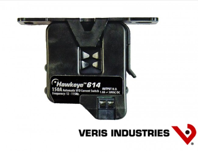 H614 Veris Variable Frequency Current Sensor
