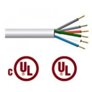18 AWG 2 Conductor Non-Shielded Plenum Cable 1,000 ft (#002360)