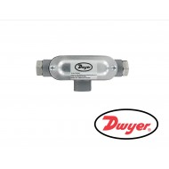 629-04-CH-P2-E5-S1: DWYER Series 629 Wet/Wet Differential Pressure Transmitter,  range 50 psid, working pressure 100 psid, over pressure 250 psi.