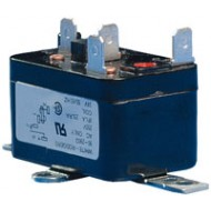 90-290Q White-Rodgers Enclosed Fan SPNO Relay, 24 VAC Coil