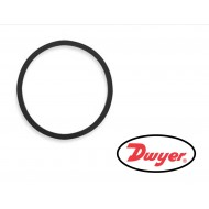 A-135: Dwyer Rubber gasket for panel mounting.