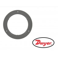 "A-286: Dwyer 4-1/2"" Gage panel mounting flange"