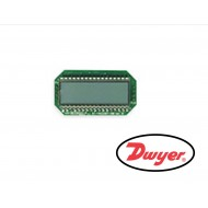 A-435: DWYER Field Upgradeable LCD display for MS series