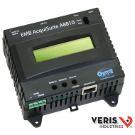 A8810 Obvius A8810. AcquiSuite EMB data acquisition server with Ethernet communication, industrial temperature ranges, and DIN-rail mount for embedded applications. Accepts Modbus RS-485.