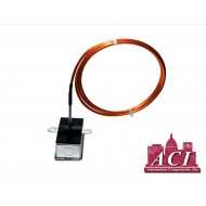 A/100KS-A-8-GD: ACI 100K Ohms @ 77 °F (25 °C) Thermistor