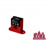 A/MCS-A: ACI MINI Adjustable Current Switches, Adjustable Trip Point Current Switch (Solid-Core)