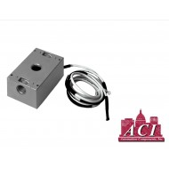 A/100KS-FA-12-BB: ACI 100K Ohms @ 77 °F (25 °C) Thermistor