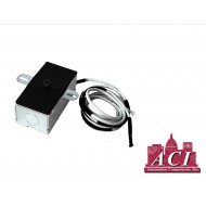 A/3K-FA-24'-GD: ACI  Flexable Thermisor 3K Ohms @ 77 °F (25 °C)