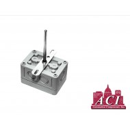 A/100-3W-D-12-4X: ACI 100 Ohms @ 32 degrees F Thermistor