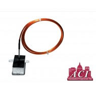A/100-3W-A-12-GD: ACI 100 Ohms @ 32 degrees F Thermistor