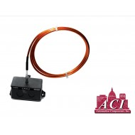 A/100-3W-A-12-PB: ACI 100 Ohms @ 32 degrees F Thermistor