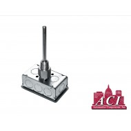 "A/1K-3W-HT-I-2.5""-GD: ACI Immersion Thermistor 1K Ohms @ 32 degrees F ( platinum RTD sensing element) with a 0.00385 temperature coefficient, with a sensor range of -40 to 743 degF (-40 to 395 degC)"