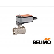 "B209+LF24-3 US: BELIMO Control Valve, 2-way CCV, SS Trim, 1/2"", Cv 0.8"" CCV w/ Stainless Steel Ball and Stem"