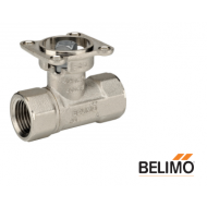 """B209+LRB24-3-S BELIMO Control Valve, Non-Spring Return Acutuator, 2-way On/Off, Floating, CCV, SS Trim, 1/2"""", Cv 0.8"""" CCV w/ Stainless Steel Ball and Stem"""