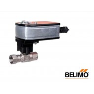 "B220HT186+LF120 US: 2-way Control Valve, HT-CCV, 3/4"" NPT, 1.86cv with Spring, 35in-lb, On/Off, 120V"