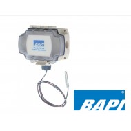 BA/WT-RPFEP-15': BAPI Wireless Remote Probe Temperature Transmitter, FEP Jacketed Cable 15' Lead Length