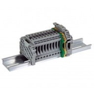 CDU4N-G: 6MM (.238IN) TERMINAL BLOCK GRAY