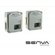 CO-EC-W-A: SENVA  Wall CO trans. w/integrated setpoint relay & alarm relay