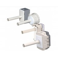BA/H200-D-BB Duct 2% humidity sensor or combination temperature and humidity sensor with a variety of enclosure styles and temperature sensing elements.