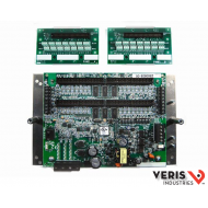 E31A002 Advanced Monitoring: Voltage, Current, Power and Energy for two 3-phase mains, two neutrals, and up to 42 branches, Modbus, 90–277VAC (L-N), ribbon cables sold separately (see CBL), supports 50A, 100A and 200A CTs sold separately (see E31CT)