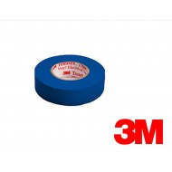 1700C-BLUE: 3M™ Temflex™ Vinyl Electrical Tape (19 mm x 20,1 m) Each