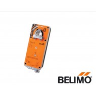 FSAF24-S US: BELIMO Damper Fire & Smoke Actuator, 24 VAC/DC, 133inlb, 2SPST, 1m Cable