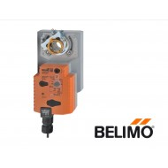 GKB24-3: BELIMO Damper Actuator Electronic Fail-Safe, Rotary (EFS), 360in-lb, On/Off/Float, 24V