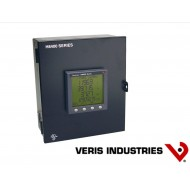 H8436VBS: VERIS Power Meter, Wall mount, 208-600 V, Modbus output, FDS.