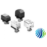 JM2221P23A000 J Series Model JM2221 NPT Connections Electric Zone Valve, Two Way Spring Open, With Model JP13A000 0 to 10 VDC Proportional Actuator