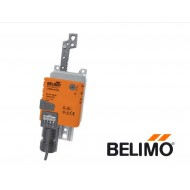 LHX24-3-200: BELIMO Damper Actuator Non Spring Return, Linear, 34lbf, On/Off/Float, 24V