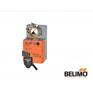 LMB24-3: Belimo Damper Actuator, Non-Spring Return, Damp.Rotary, 45in-lb, On/Off/Float, 24V