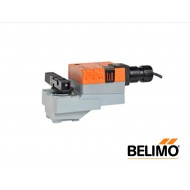 LRB24-3: Belimo Retrofit Control Valve Actuator, Non-Spring Return, Act 24V 45 in-lb 2-pos/Float, 1m cable