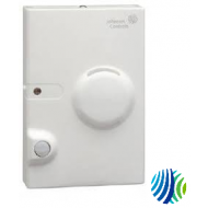 NS-BCN7004-0 CO2 Network Sensor, 120mm x 80mm Size, Wall Box & Surface-Mounted, W/O Display, 0 to 2, 000 ppm CO2 Measurement, W/ Logo, Screw Terminals & Modular Jack, W/O Switches