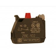 PILNCCB: Pilla Stackable Contact Block, 3A@ 240V, 10A@120V, 1.2A@600V, Normally Closed