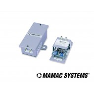 PR-274-R1-MA: MAMAC SYSTEMS Differential Pressure Transmitter, PRESS XDCR MA OUT ENC 0-0.1 OR -0.5 TO 0.5 WC