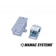 PR-274-R3-VDC:  Mamac Systems Differential Pressure Transmitters,  VDC OUT ENC0-1.25/2.5/5 WC BI